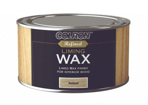 Colron Refined Liming Wax - 400g Natural